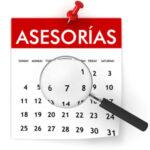 Calendario de Asesorías